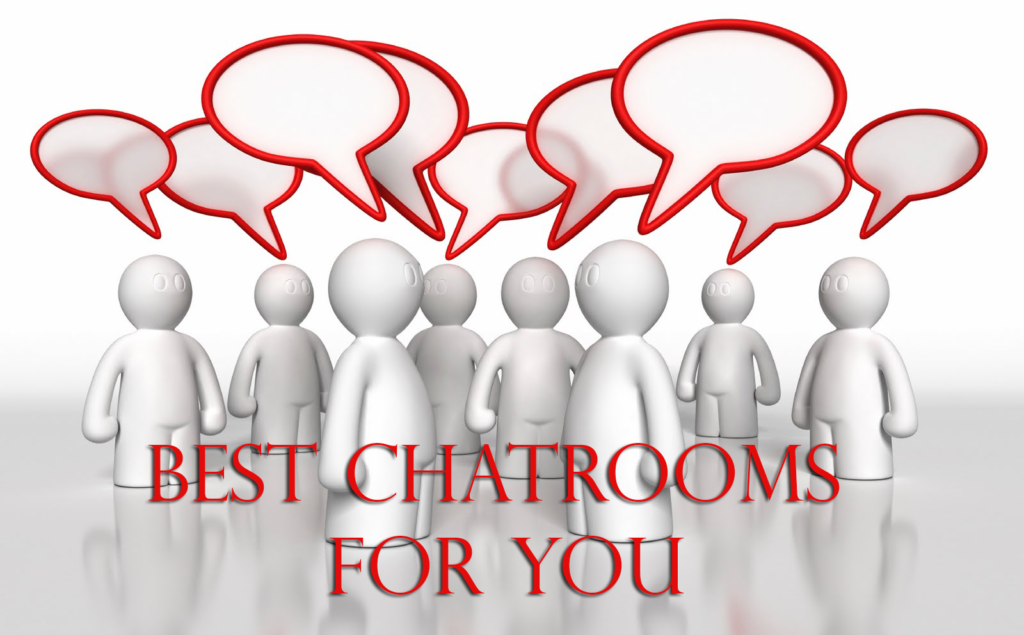 What are the best chat room sites